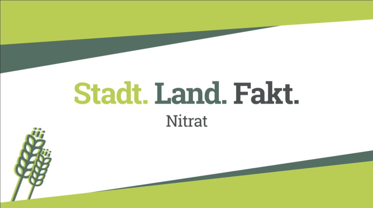 Nitrat im Fakt